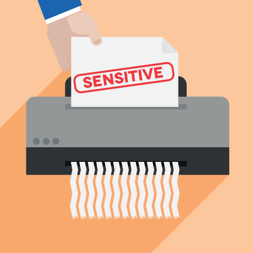 Sensitive Documents can be your greatest liability-Shredding Services